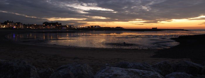 Morecambe Sunsets